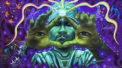 El chamán, el chamanismo y la Ayahuasca