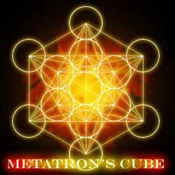 cubo metatrón