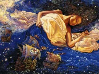 Sueños premonitorios. La premonición a través de los sueños.