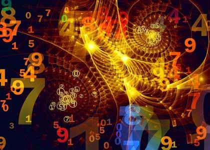 numerología en la adivinación
