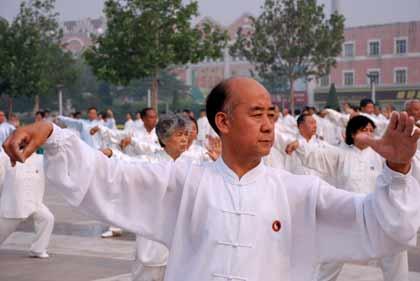 Tai Chi Chuan: la energía que fluye