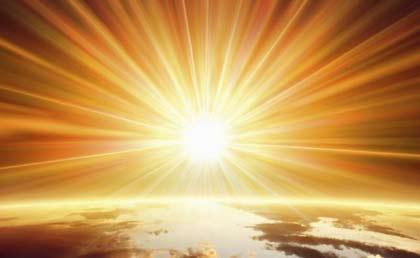 La terapia solar o terapia de luz