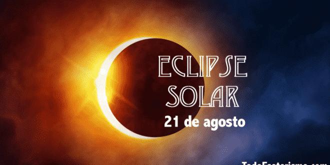 Eclipse Solar 21 de agosto. Dónde, cómo y rituales.