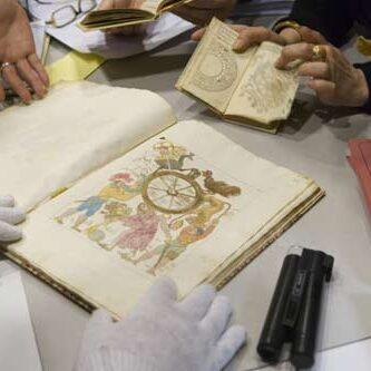 libro perdido de Nostradamus