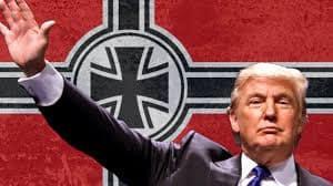 trump neonazi