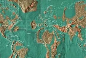 Mapa Post Apocalíptico. Así será el Mundo con el Apocalipsis.
