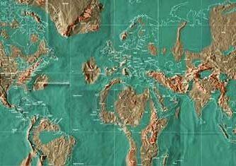 Mapa Post Apocalíptico