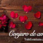 Conjuro para atraer el amor