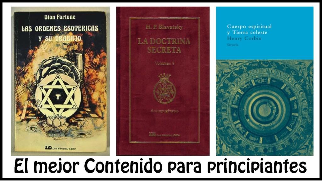 Libros de esoterismo