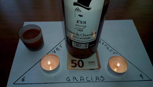 El genio de la botella es mujer, existe y puedes invocarla con este ritual