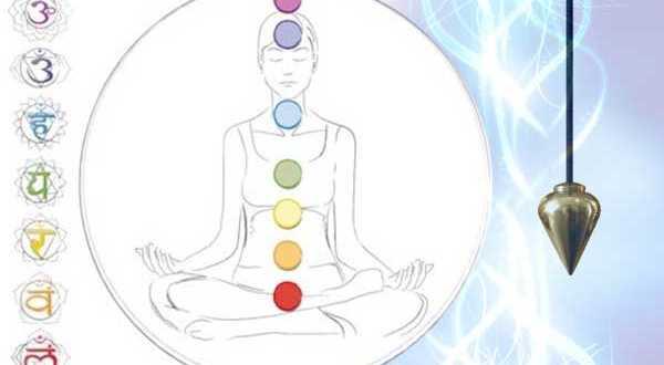 Cómo limpiar los chakras con un péndulo