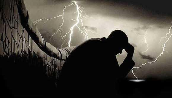 La noche oscura del alma y sus síntomas. Adiós a la depresión