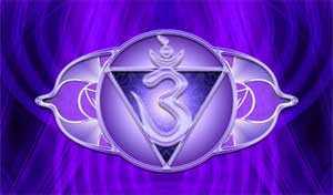símbolo tercer ojo