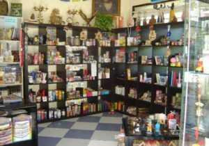 tienda esotérica