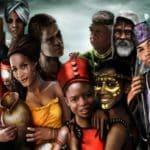 Orishas y tradición Yoruba