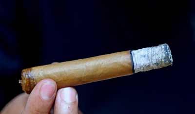 lectura del tabaco