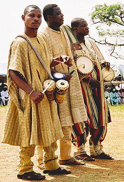 tradición Yoruba