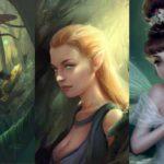 Duendes elfos y hadas
