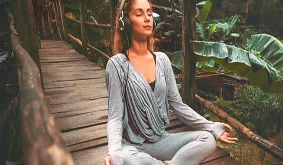 Los beneficios de usar tecnología para ayudar a la meditación