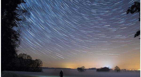 Significado de soñar con una lluvia de estrellas