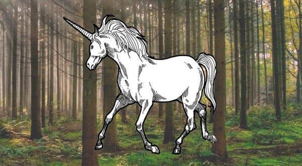 Simbología del unicornio