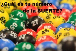 ¿Cuál es tu número de la SUERTE? Conoce Tu número de la suerte
