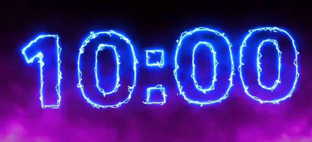 10 en punto