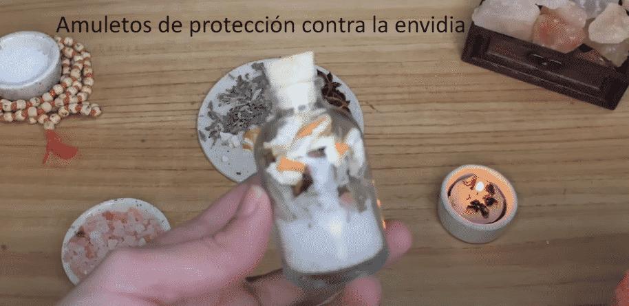 Amuletos de protección contra la envidia
