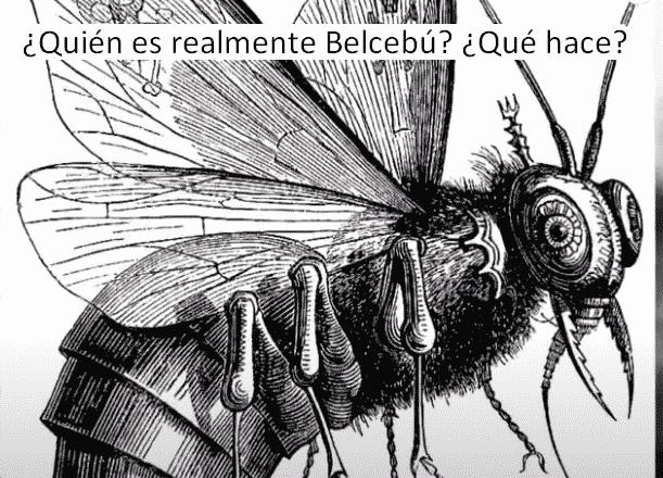 Quién es realmente Belcebú