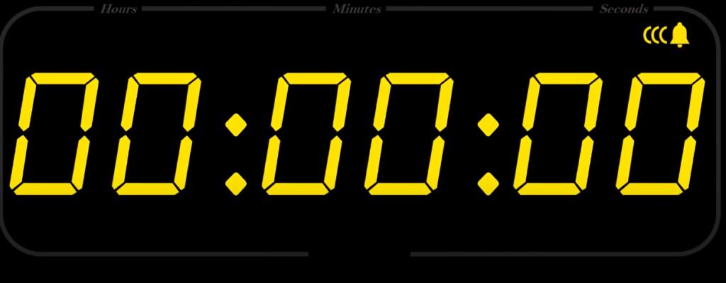 las horas exactas