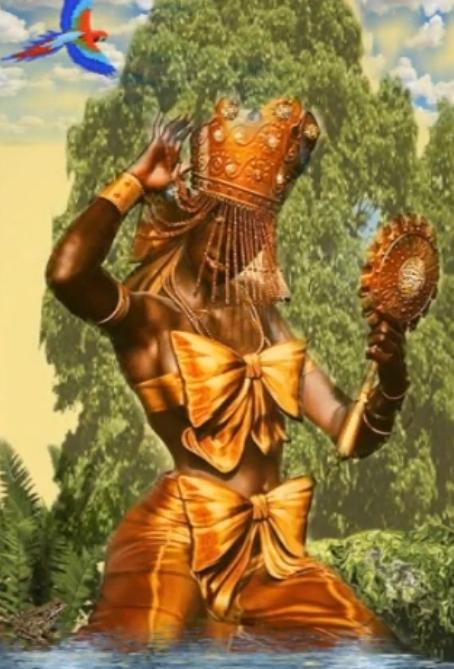 orisha del oro