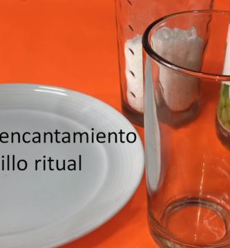 romper un encantamiento con un sencillo ritual