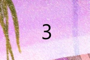 Número 3 en numerología