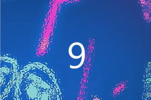 Número 9 en numerología