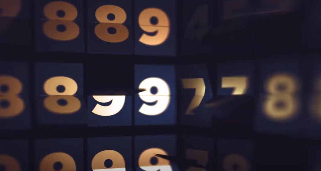 Numerología personal 789