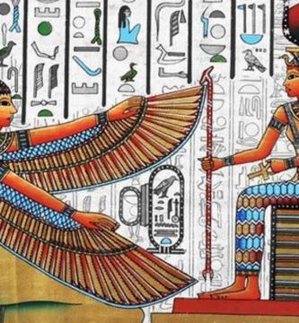 Puerta del Tarot egipcio