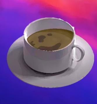 café tetera