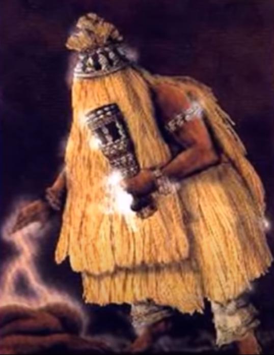 orisha Omolú